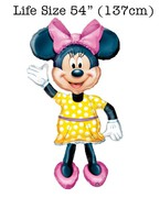 Minnie Mouse Air walker