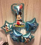 Mickey Mouse 1st Birthday Bouquet