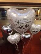 Just Married Wedding Bouquet